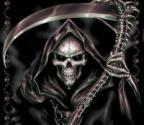 Der schwarze Tods Avatar